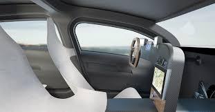 family car interior stella vie solar team eindhoven