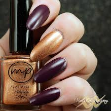 the ornaments sted nail with pahlish