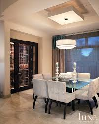 Best  Contemporary Dining Rooms Ideas On Pinterest - Glass dining room