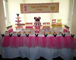 minnie mouse 1st birthday party ideas minnie mouse decoration for 1st birthday baby minnie mouse 1st