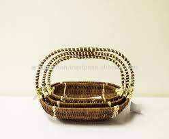 brown bamboo rattan basket brown bamboo rattan basket suppliers