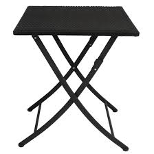 bolero pe wicker folding square table 600mm gl302 buy online