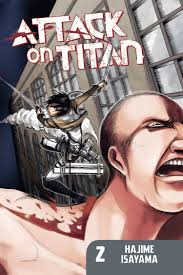 attack on titan attack on titan 2 kodansha comics