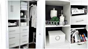 Bedroom Closet New Guest Bedroom Closet Tour How To Be Guest Ready For The