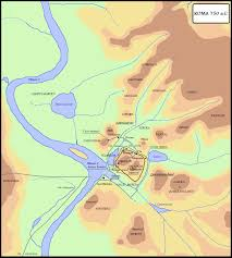 Map Of The Roman Empire The Colosseum Net Maps