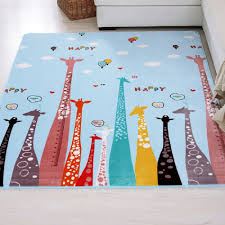 Kids Play Rugs With Roads by Kids Giraffe Rug Rugs Ideas