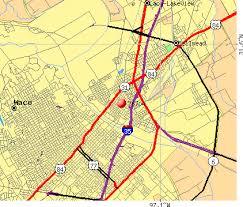 map waco waco zip code map zip code map