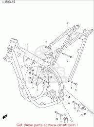 suzuki rm 125 wiring diagram suzuki rm 125 manual download free