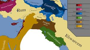 Ancient Middle East Map by The Mediaeval Middle East Every Year Youtube