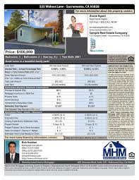 0 Home Loans by Marketing Flyers Realtors U0026 Retailers Manufactured Home Mortgage