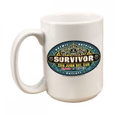 survivor san juan del sur logo mug cbs store