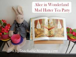 Mad Hatter Decorations Have A Very Merry Unbirthday With An Alice In Wonderland Mad