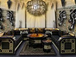 canape marocain salon marocain par flde