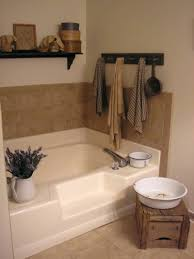 wall decor cool image of primitive bathroom decor ideas wall