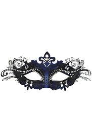 black venetian mask farfalla venetian mask black blue purecostumes
