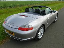 porsche boxster facelift porsche boxster 2 7 2003 facelift model 71 000miles 5 750 now