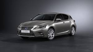 lexus ct200 2013 2018 lexus ct 200h receives subtle facelift again