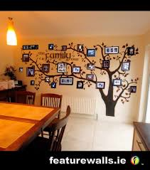 Home Decor Blogs Ireland Mural Painting Professionals Featurewalls Ie Family Tree Murals