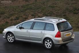 peugeot 408 wagon peugeot 307 sw specs 2005 2006 2007 2008 autoevolution