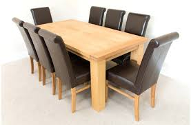 bernhardt furniture jacobean style oak dining table and chairsoak
