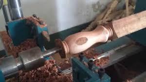 staircase baseball bat furniture legs crafts turning lathe