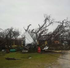 Oak Express Corpus Christi by Rockport Devastated By Storm One Person Reported Dead San