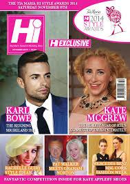 Vanity Hair Cork Hi Magazine October 2014 By Hi Magazine Issuu