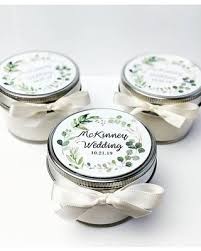 wedding favor candles great deals on wedding favor candles 50 jar favors botanical