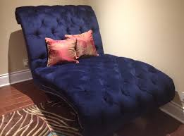 Office Chaise Lounge Chair Blue Velvet Chaise Lounge Master Bedroom In A Corner Bedroom