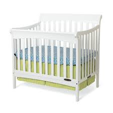 Mini Convertible Cribs Child Craft Ashton 4 In 1 Convertible Mini Crib With Mattress