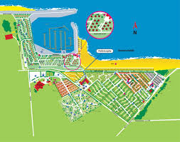 netherlands beaches map roompot resort park in kerland photos