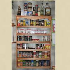Wall Mount Spice Rack With Jars 8 Best Wall Mounted Spice Racks Images On Pinterest Spices Wall