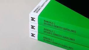manuals 1 design u0026 identity guidelines by unit editions u2014 kickstarter