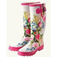 s garden boots size 11 best 25 floral wellies ideas on formal wear fasion