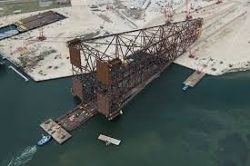 design of jacket structures ofd offshore projects