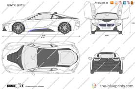 koenigsegg one drawing the blueprints com vector drawing bmw i8