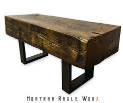 Weathered Wood Coffee Table Furniture Reclaimed Wood Cocktail Table Reclaimed Wood Sofa