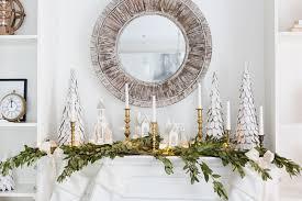 christmas mantel decor 34 easy and christmas mantel ideas