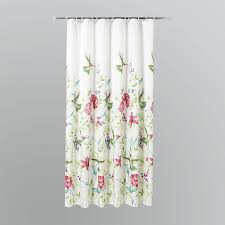 sears shower curtains shower