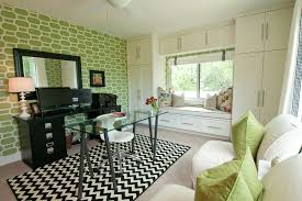 home and decor flooring improve your work day with these home office flooring ideas
