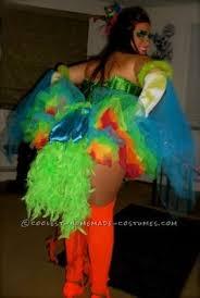Parakeet Halloween Costume Parakeet Costume Parakeet Costume