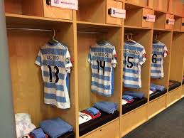 chicago red stars soccer home locker room behind the scenes