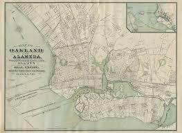 san francisco map east bay 35 best lake merritt maps images on east bay exhibit
