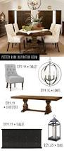 Pottery Barn Dining Room Set by Best 25 Barn Table Ideas On Pinterest Diy House Projects Kreg