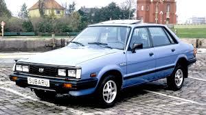 subaru hatchback 1980 subaru 1800 sedan 4wd ab u00271983 u201385 youtube