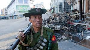 It Is Being Reported That Turkish Military Forces Have by Armed Forces And Democratization In Myanmar Why The U S Military