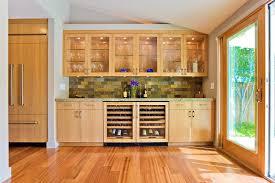Steamer Bar Cabinet Delightful Steamer Bar Cabinet With Recessed Lighting Single