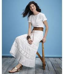 white summer for white clothing for