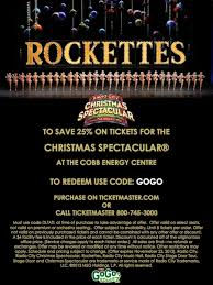 rockettes radio city spectacular opens in atlanta