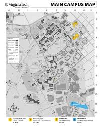 K State Campus Map by Honor Band Of Performing Arts Virginia Tech